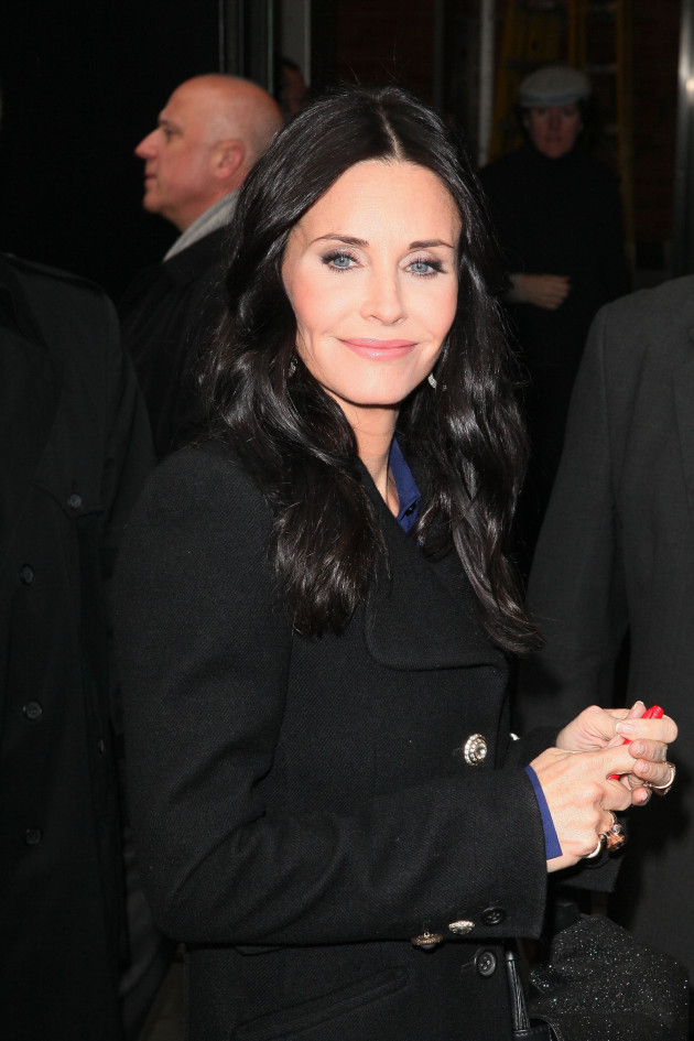 Courteney Cox Photograph
