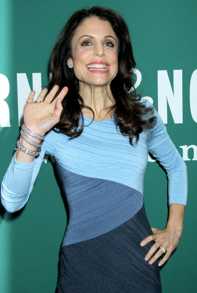 Bethenny Frankel at Barnes and Noble