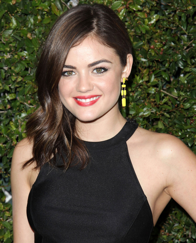 Lucy Hale Photograph