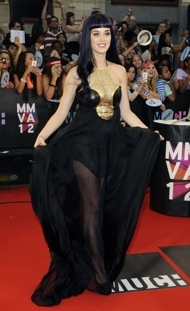 Katy Perry at MuchMusic Video Awards 2012