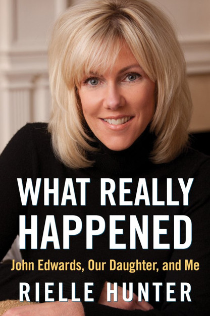 Rielle Hunter Book Cover