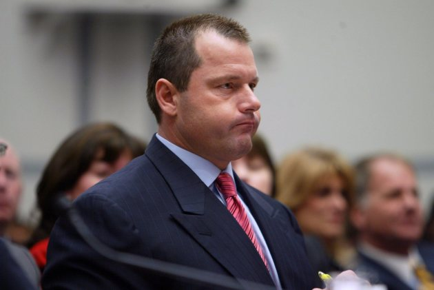 Roger Clemens in Court