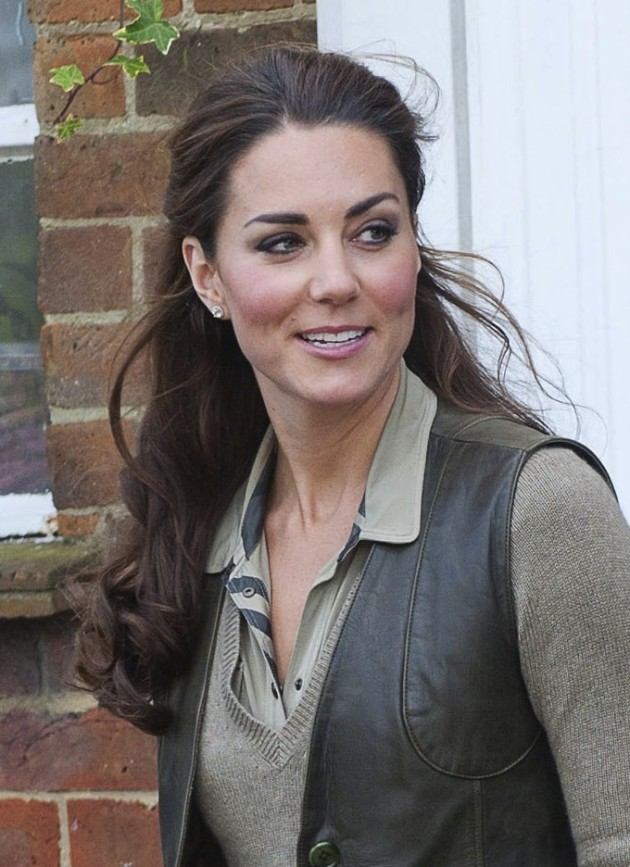 Kate Middleton summer season color