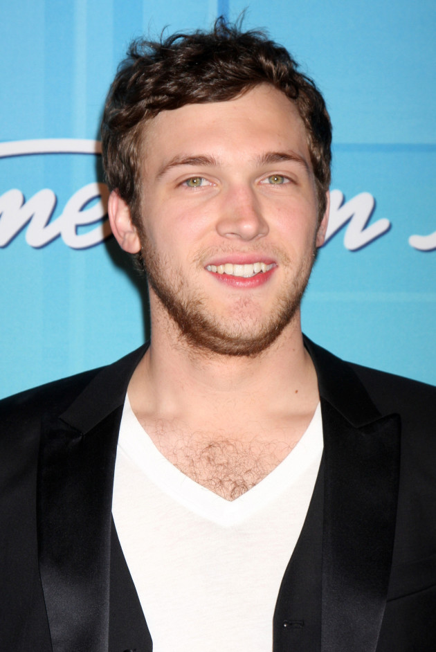 Phillip Phillips - The Hollywood Gossip