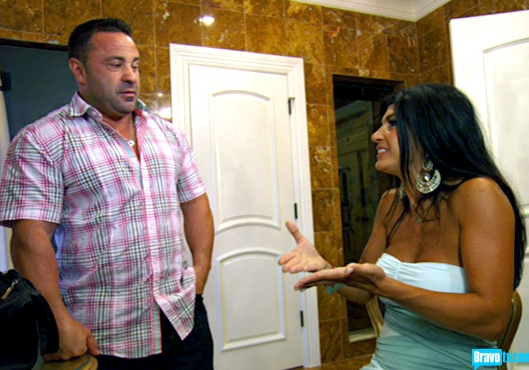 Teresa and Joe Giudice Pic