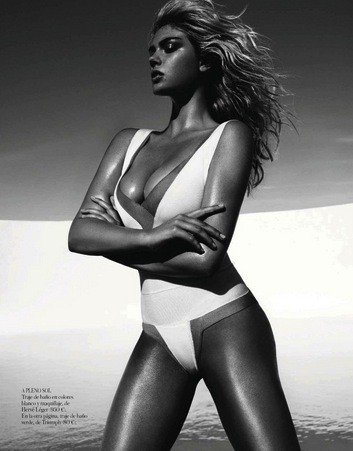Kate Upton Vogue Spain Photo