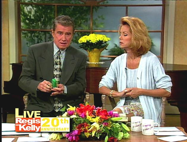 Regis and kathie lee boob you