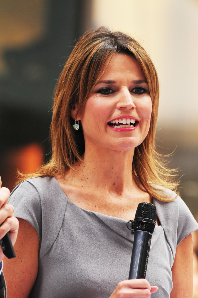 Savannah Guthrie Photo