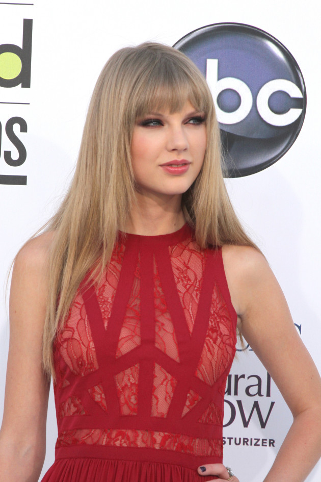 Taylor Swift on the Red Carpet