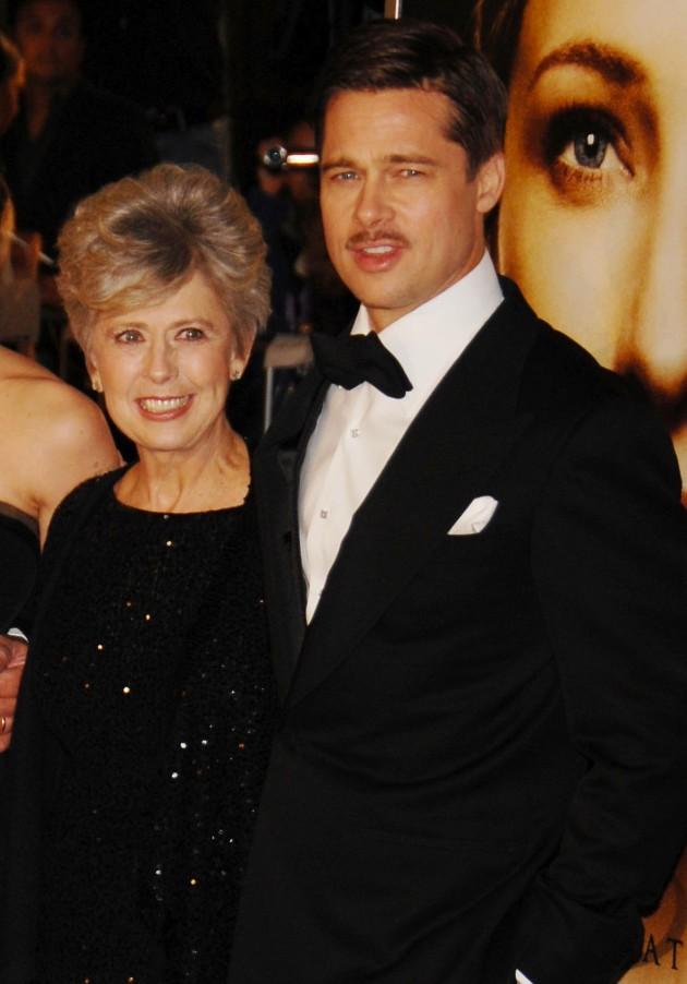 Brad Pitt's Mom