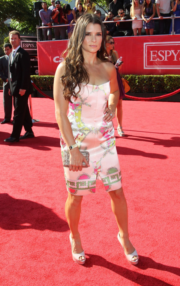 Danica Patrick at the 2012 ESPYs