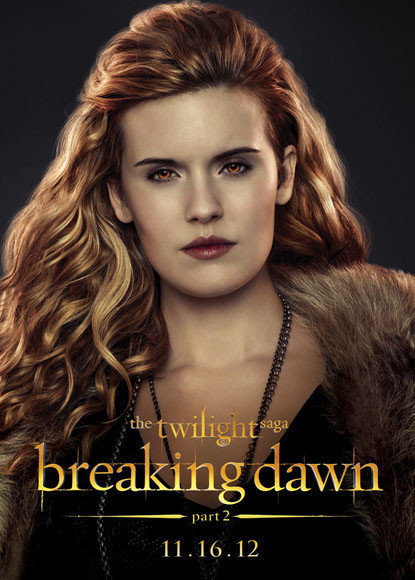 Maggie Grace Breaking Dawn Part 2 Poster