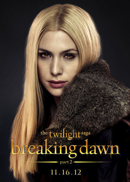 New Breaking Dawn Vampire
