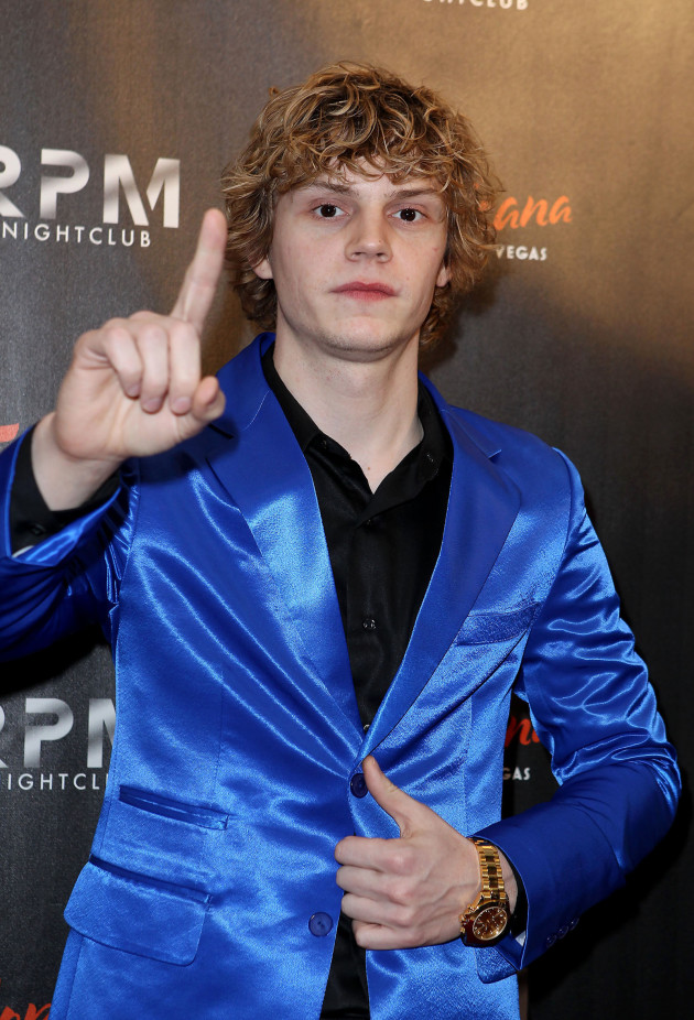 Evan Peters Picture