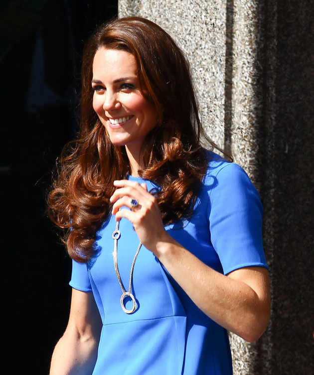 Kate Middleton Outfit