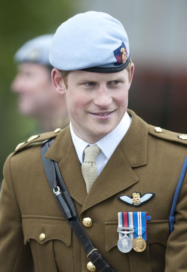 Prince Harry Photograph