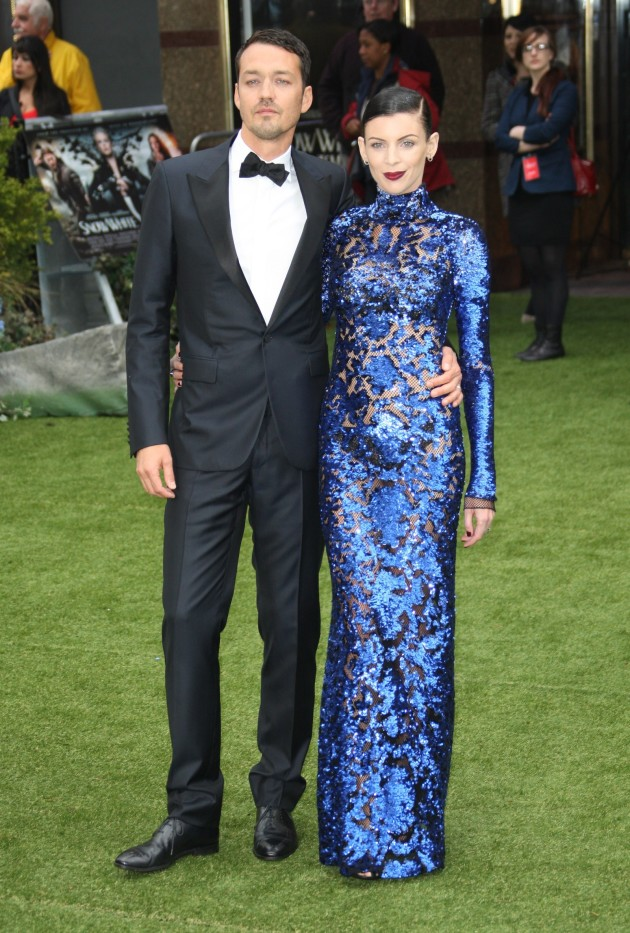 Liberty Ross and Rupert Sanders