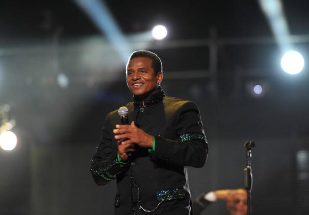 Randy Jackson on Stage