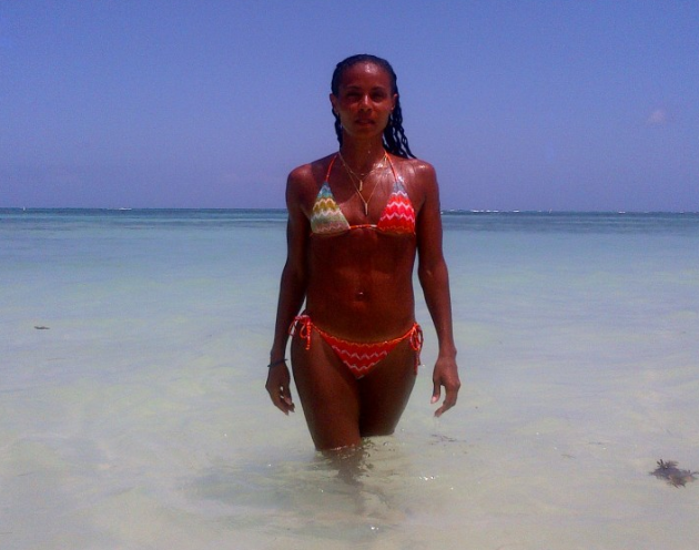 Jada Pinkett Smith Bikini Body