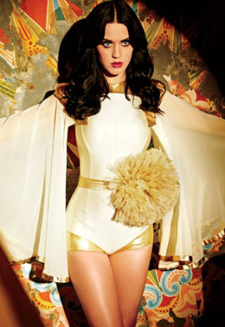 Katy Perry in Elle Magazine