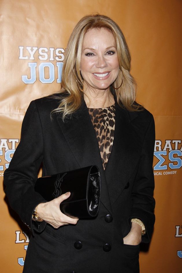Kathie Lee Gifford 2013 Kathie Lee Gifford to Parents