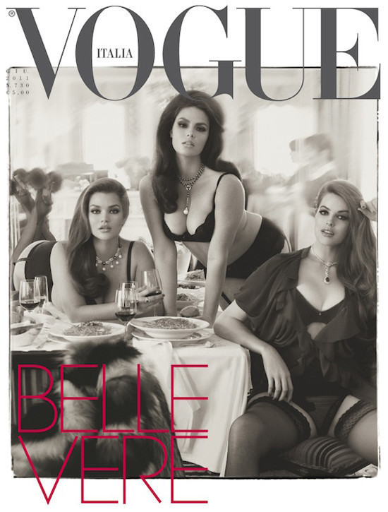 Robyn Lawley Vogue Cover