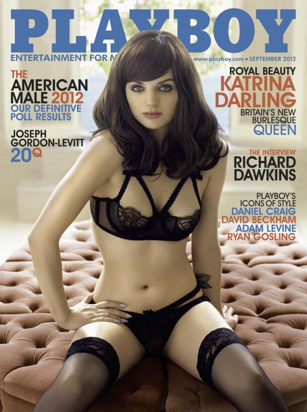 Katrina Darling Playboy Cover