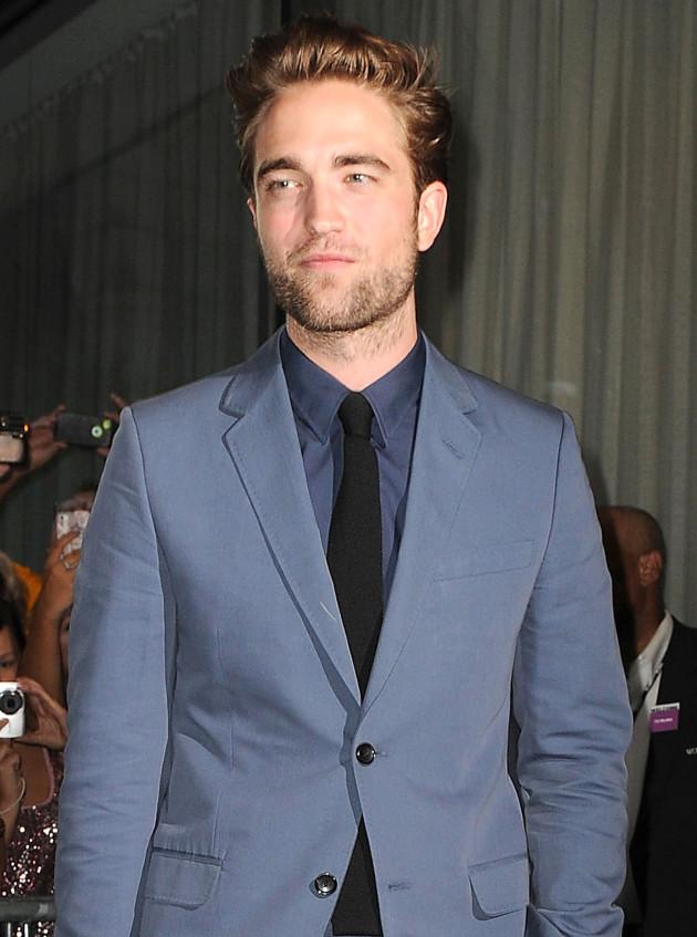 Robert Pattinson Cosmopolis Premiere Pic