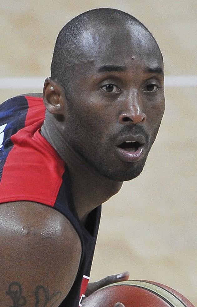 Kobe Bryant Photograph