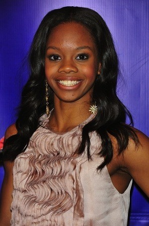 Gabby Douglas Hairstyle