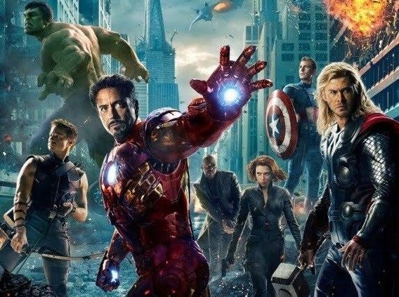 It's The Avengers!