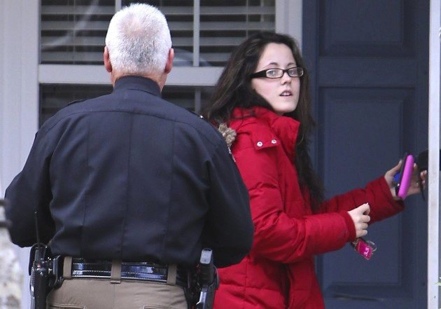 Jenelle Evans, Cop