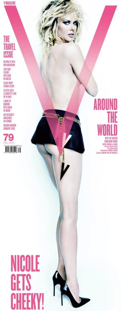 Nicole Kidman Topless