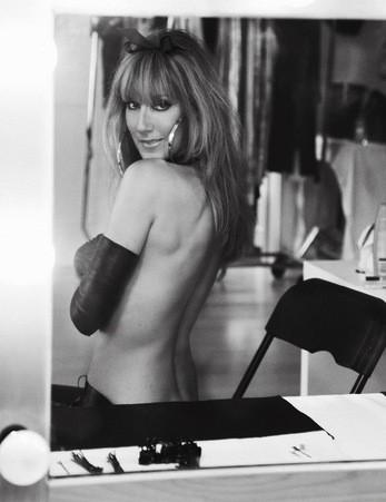 Celine Dion Topless