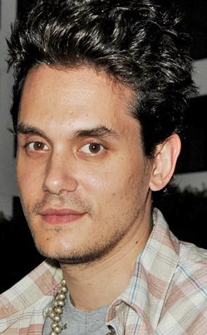 John Mayer With Short Hair