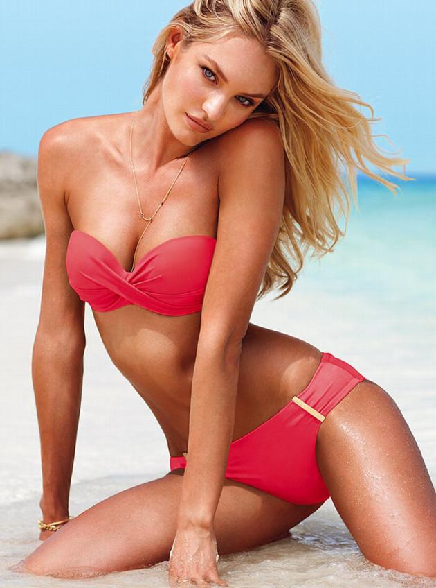 Candice Swanepoel Bikini Pic