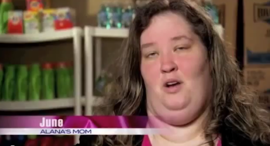 Mother of Honey Boo Boo