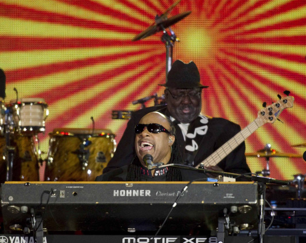 Stevie Wonder in Concert