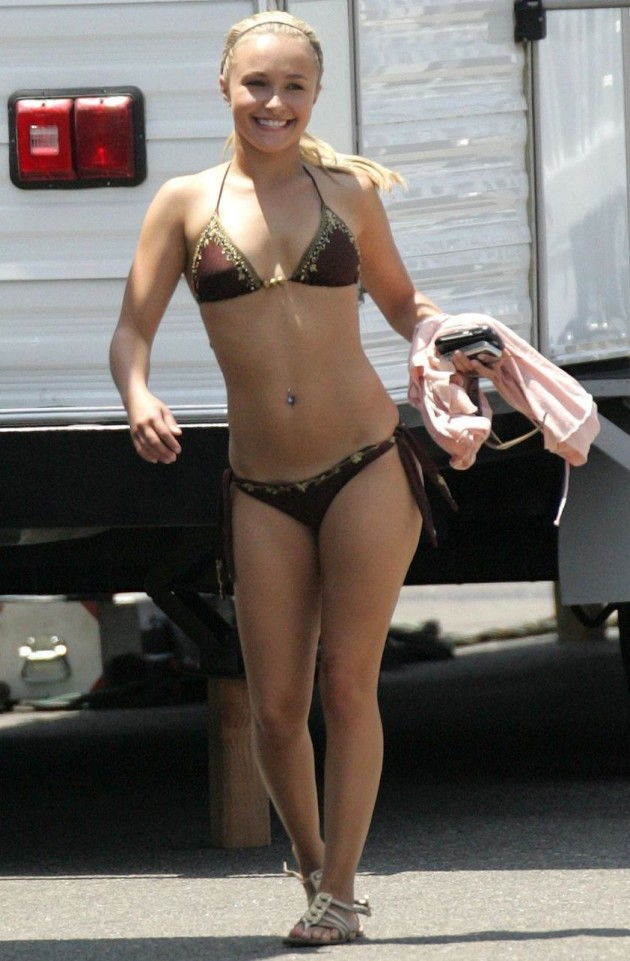 Hayden Panettiere Bikini Photo