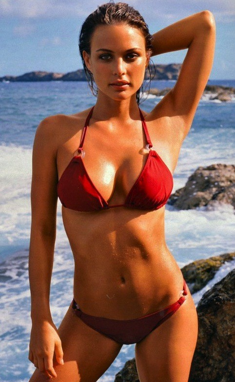 Josie Maran Bikini Photo