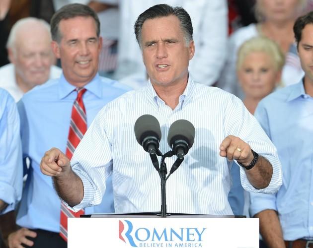 Mitt Romney Image
