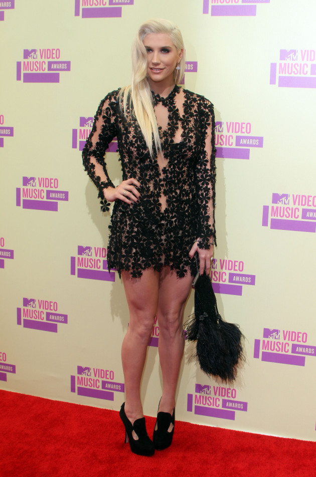Ke$ha at the VMAs