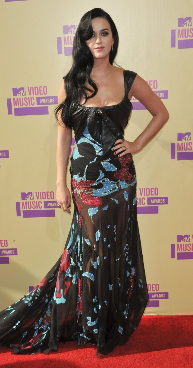 Katy Perry VMA Dress