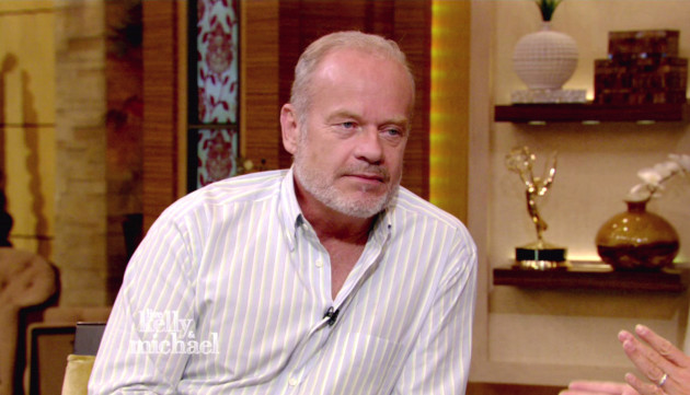 Kelsey Grammer Talk Show Photo