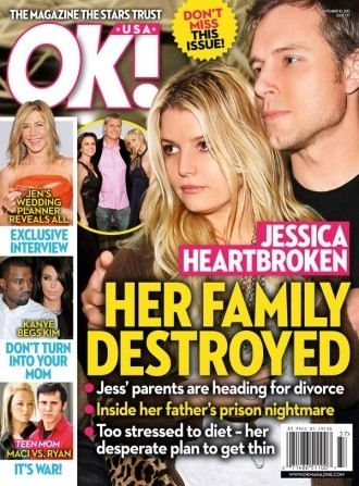 Jessica Simpson Family Destroyed