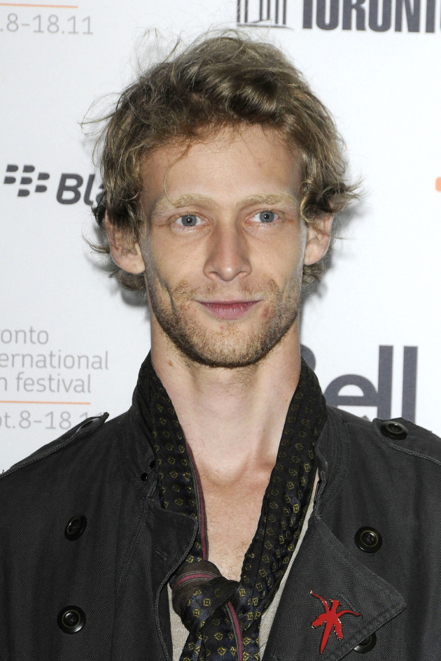 Johnny Lewis Picture