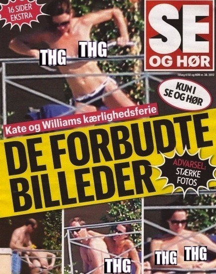 Kate Topless Pics