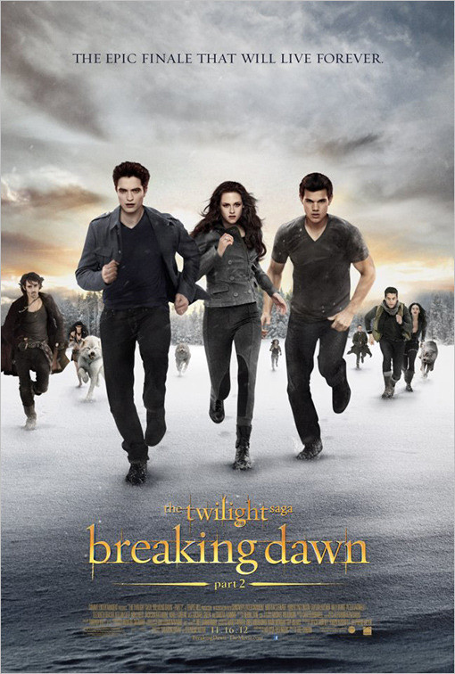 Final Poster for Breaking Dawn Part 2