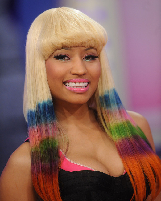 Nicki Minaj American Idol Portrait