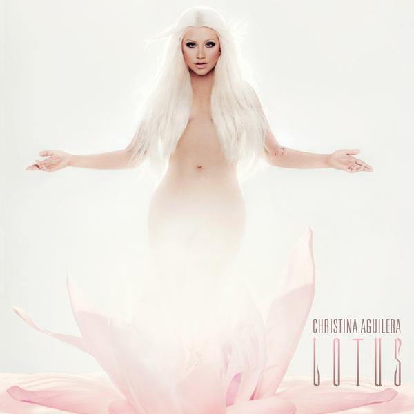Christina Aguilera Lotus Cover